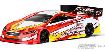 PROTOform Rolls Out Two New P47-N Touring Car Bodies