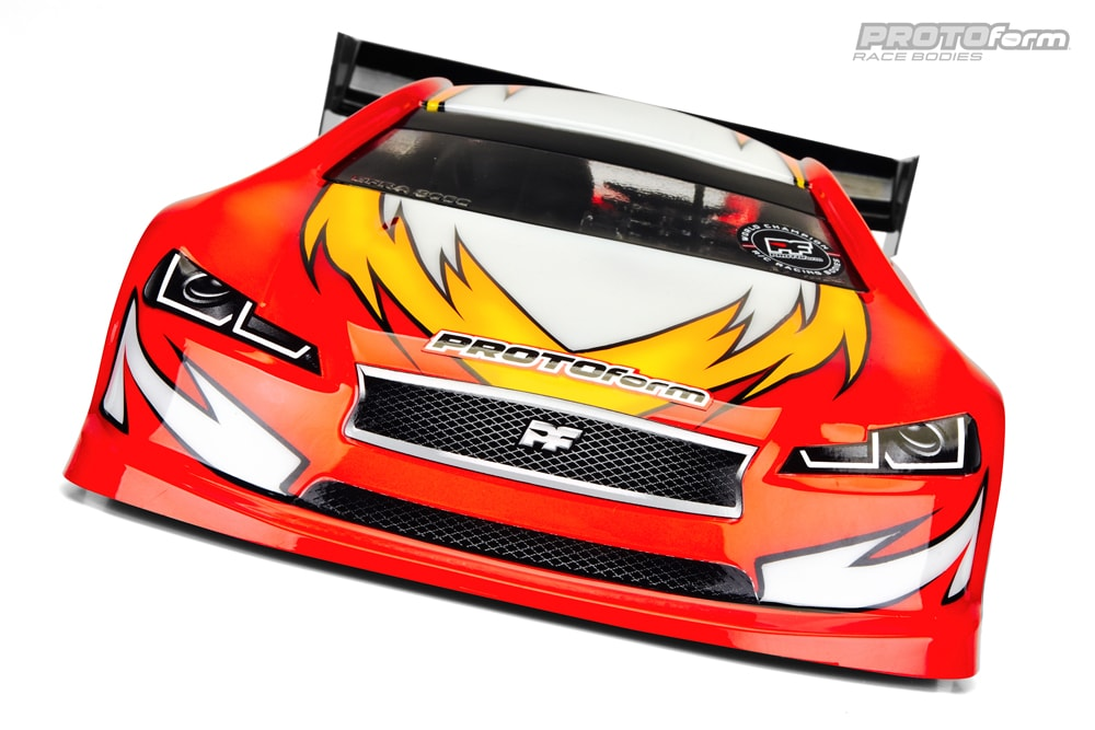 PROTOform P47-N Touring Car Body - Front