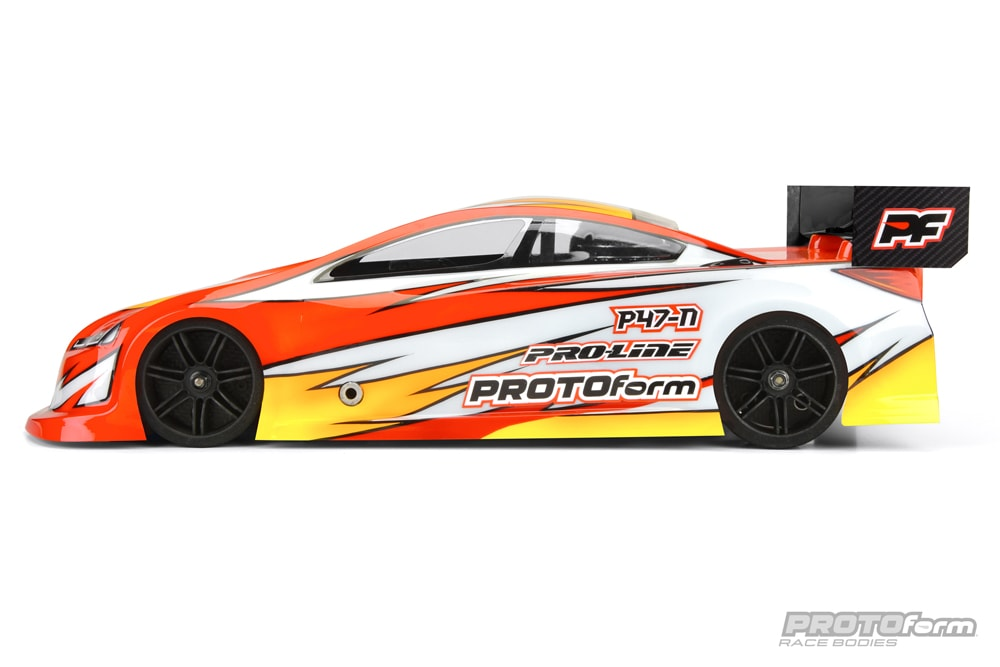 PROTOform P47-N Touring Car Body - Side
