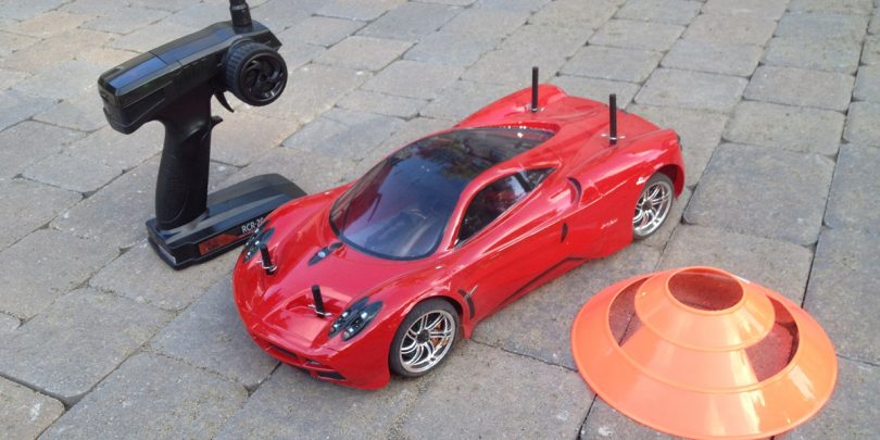 Reviewing the Pagani Huayra from Redcat Racing