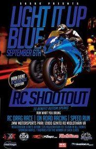 Light it up Blue: RC Shootout