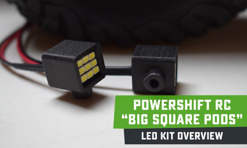Review: Powershift RC Technologies Big Square Pods