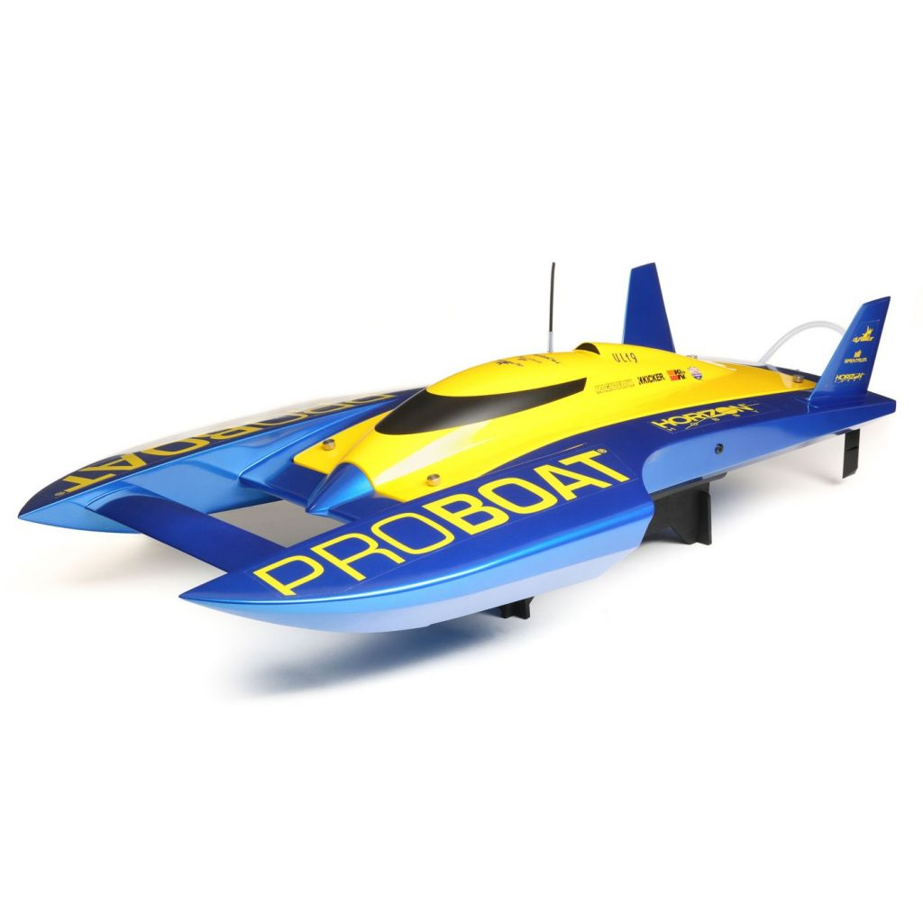 Rip Up the Water with the Pro Boat UL-19 Brushless Hydroplane - RC Newb