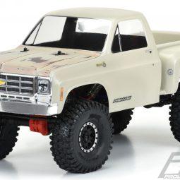 Pro-Line 1978 Chevrolet K-10 1/10-scale R/C Crawler Body