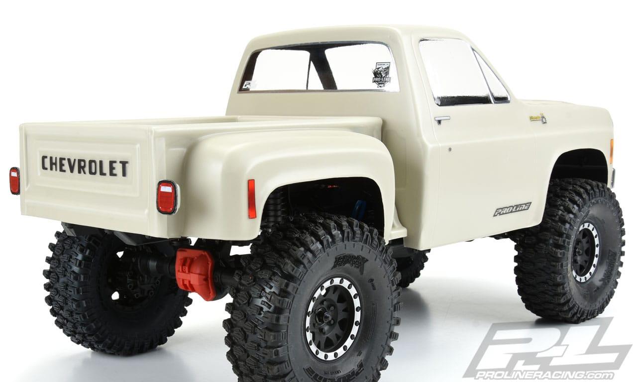 Pro-Line 1978 Chevrolet K-10 Crawler Body - Rear