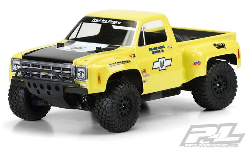 Pro-Line 1978 Chevy C-10 Race Truck Body