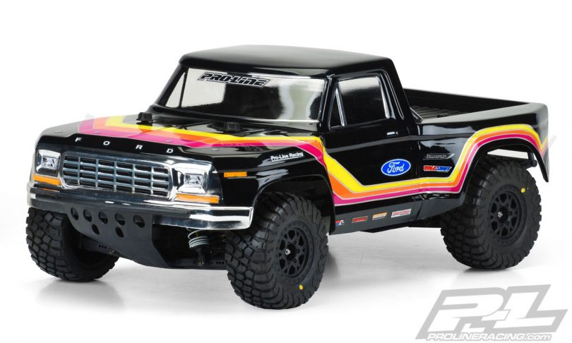 Pro-Line 1979 Ford F-150 Short Course Race Truck Body