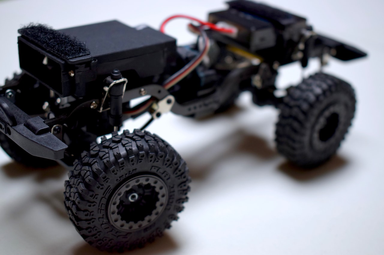 Reviewing pro line 39 s ambush 4x4 1 25 scale micro crawler for Perfect scale pro reviews