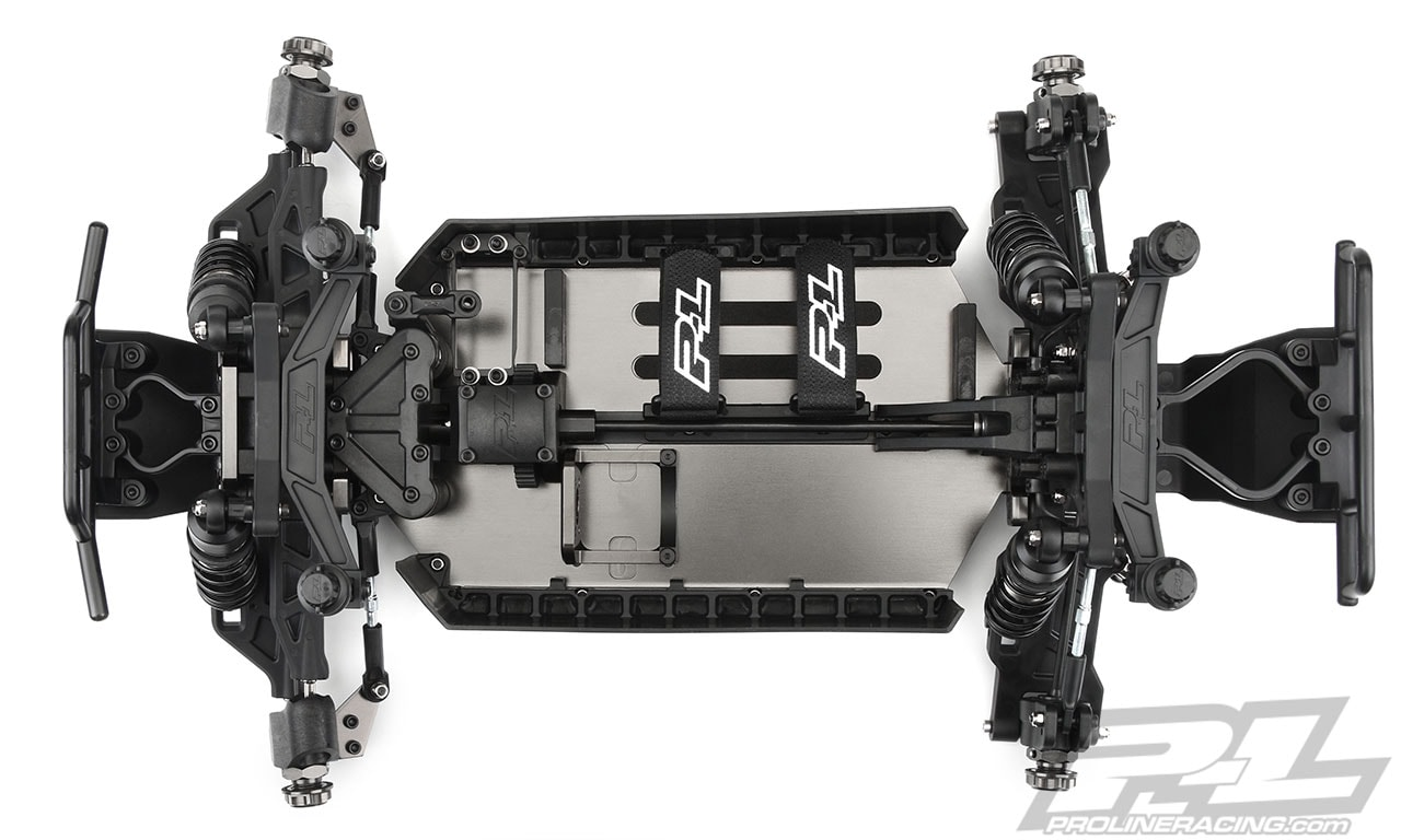 Pro-Line Ambush MT 4x4 Chassis - Top