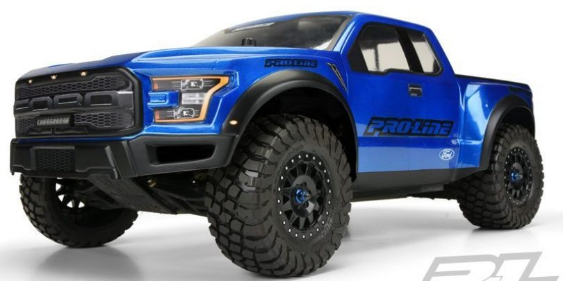 Outfit Your Off-road Radio-Controlled Ride with New BFGoodrich Tires from Pro-Line