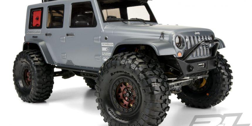 BFGoodrich Krawler T/A KX 1.9″ G8 Rock Terrain Tires from Pro-Line