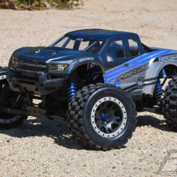 Pro-Line Badlands MX43 Pro-Loc Tires for the Traxxas X-Maxx