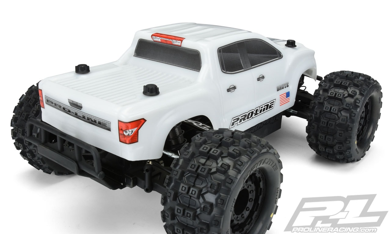 Pro-Line Brute Bash Armor for Traxxas Stampede and PRO-MT - Rear