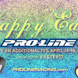 Save an Additional 15% during Pro-Line's Easter Sale