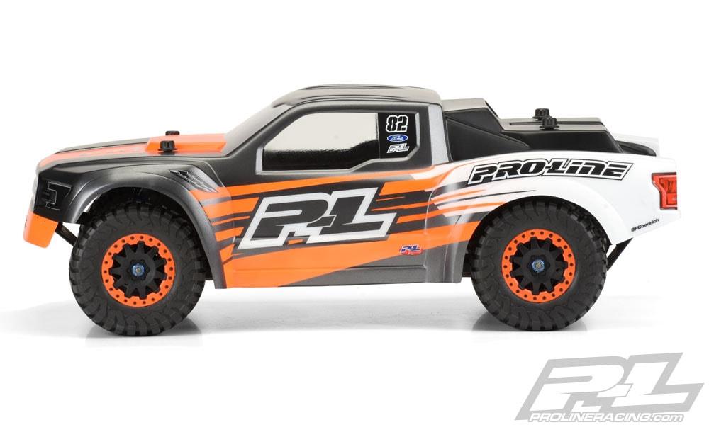 Pro-Line Ford F-150 Raptor Desert Truck Body - Side