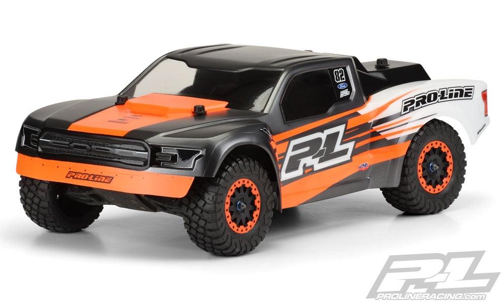 pro line releases a 2017 ford f 150 raptor desert truck. Black Bedroom Furniture Sets. Home Design Ideas