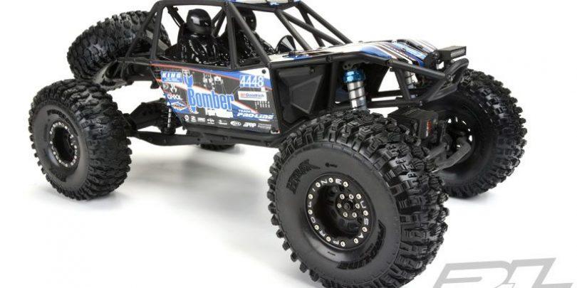Pro-Line Hyrax 2.2 G8 Rock Terrain Truck Tires