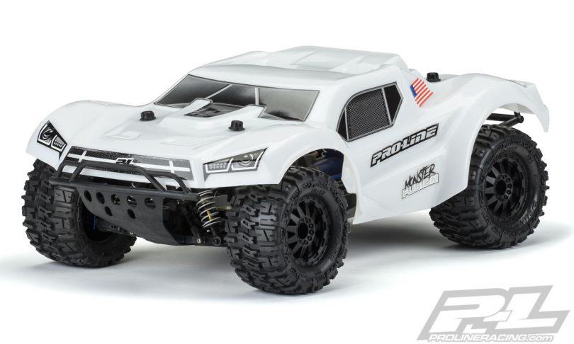Pro-Line Monster Fusion Brute Bash Armor Short Course Truck Body