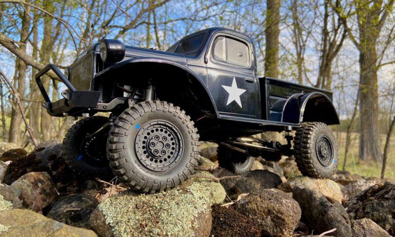 Review: Pro-Line 1946 Dodge Power Wagon Tough-Color Body