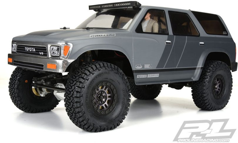 Pro-Line Pro-Forge FaultLine 1.9″ Wheels for R/C Crawlers & Scalers