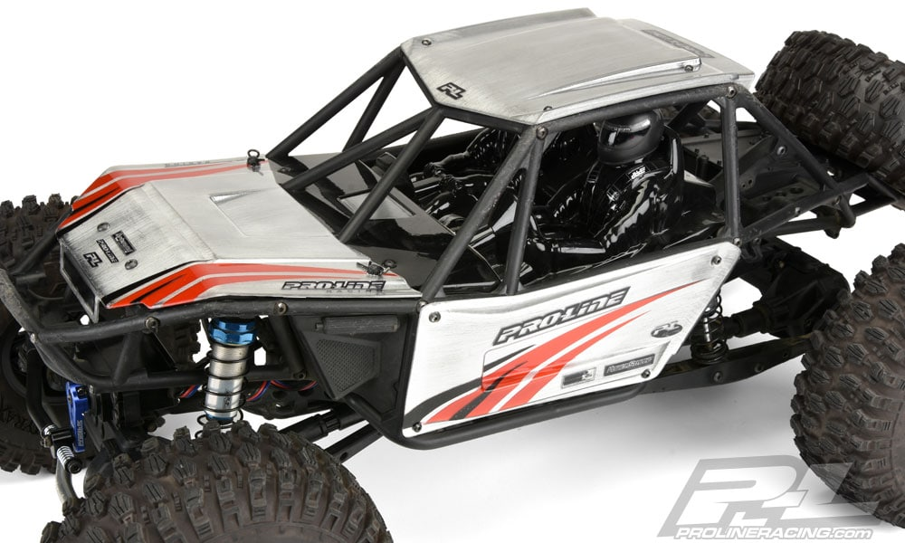 Pro-Line Pro-Panels for the Axial RR10 Bomber - Close