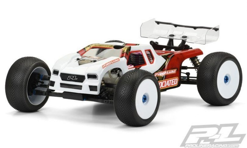 """Pro-Line Releases """"Enforcer"""" Body for AE RC8T3"""