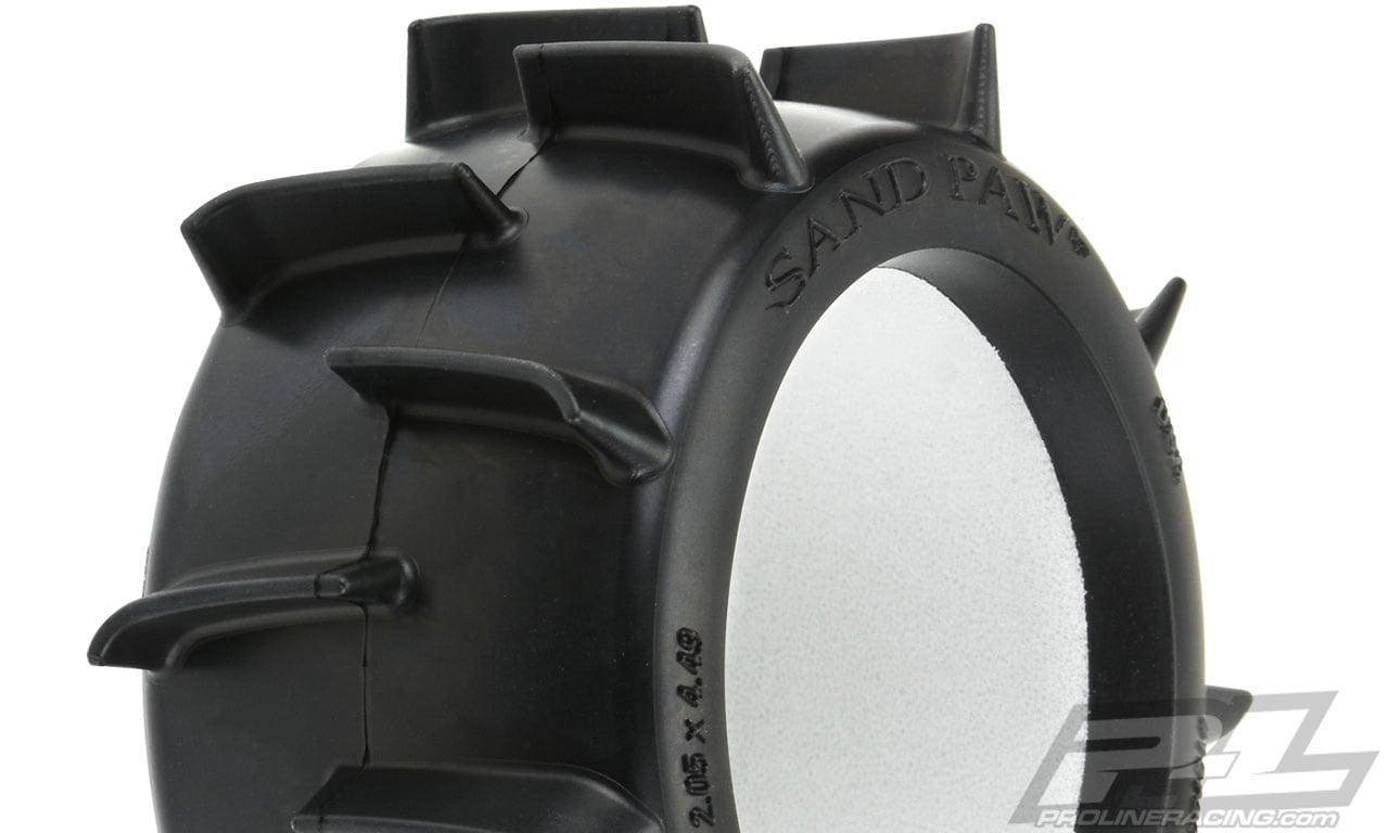 Pro-Line Sand Paw LP Tires - Detail