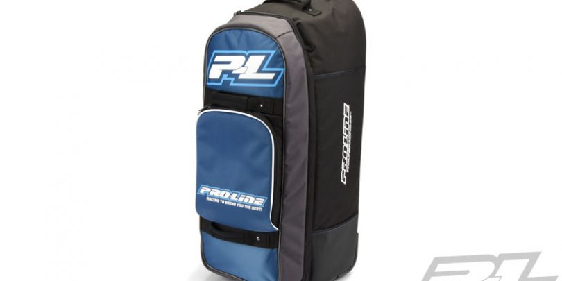 Roll Out in Style with the Pro-Line Travel Bag