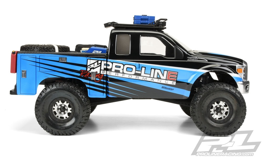 Pro-Line Utility Bed Side