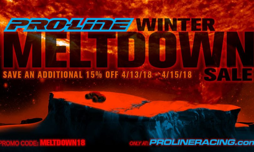 Turn Up the Heat During Pro-Line's Winter Meltdown Sale