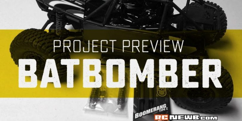 Project Preview: The BatBomber