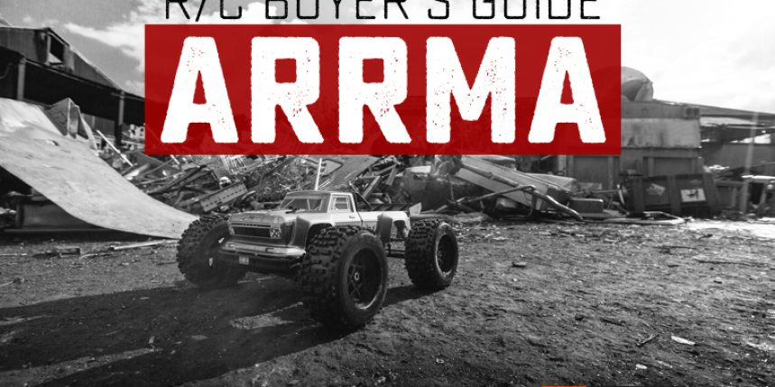 RC Buyer's Guide: ARRMA