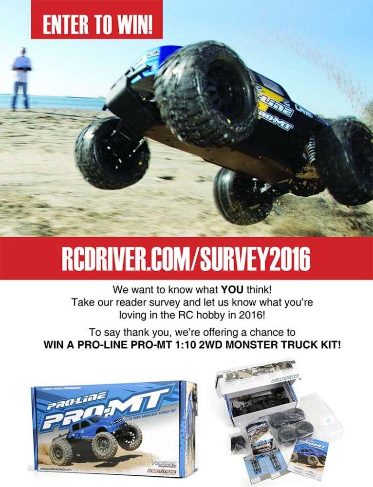 RC Driver Reader Survey 2016