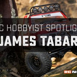 R/C Hobbyist Spotlight: James Tabar