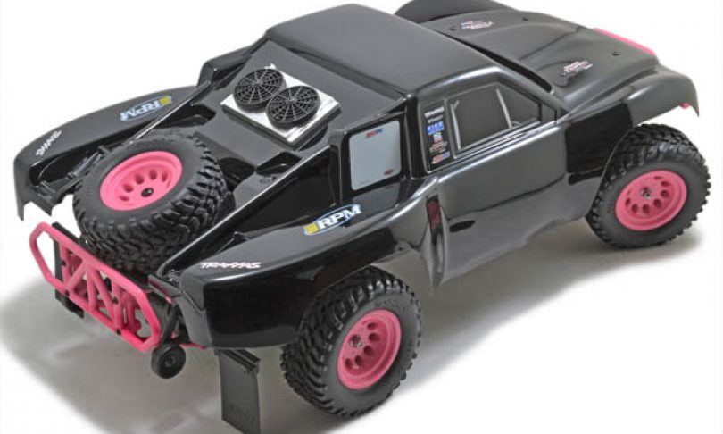 Pretty in Pink: RPM Releases a New Line of Pink Traxxas Accessories