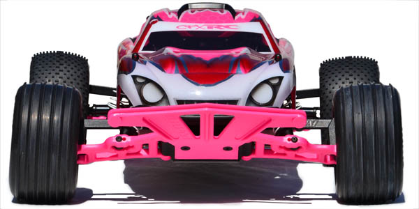 RPM Pink Front Bumper