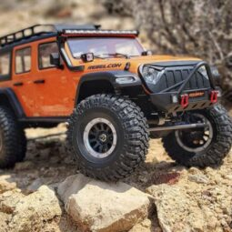 New Models on the Scale Crawling Scene for 2021