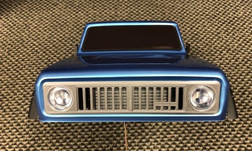 Redcat Racing Grows Their Library of Free 3D Printing Files for the GEN8 International Scout II