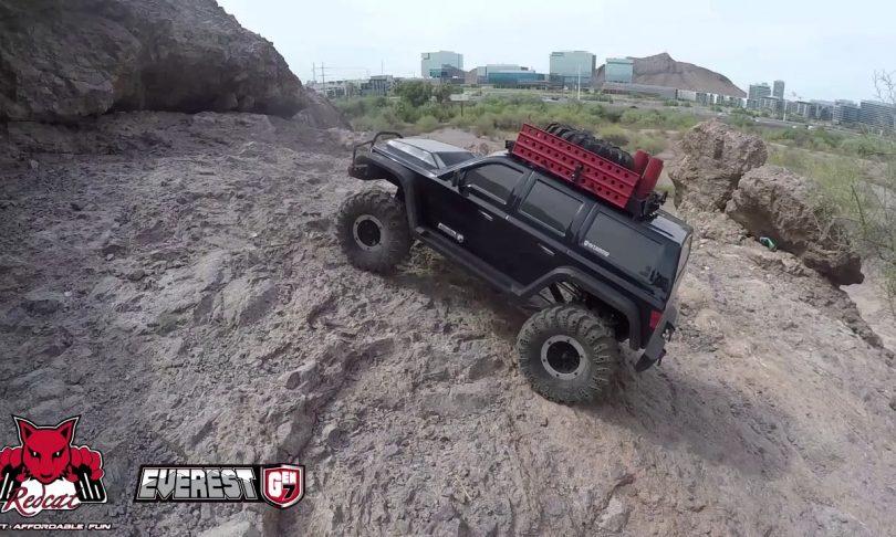See the Redcat Racing Everest GEN-7 R/C Scaler in Action [Video]