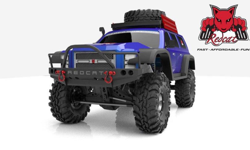 Redcat Racing's 1/10 Scale Rig Has a Name…and a Release Timeframe