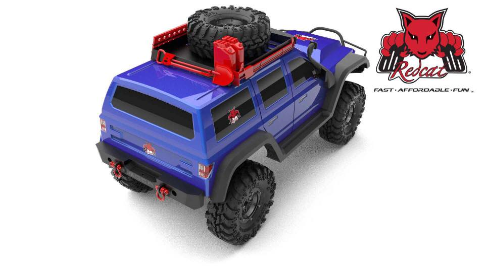 Redcat Racing Everest Gen7 Deluxe Rear