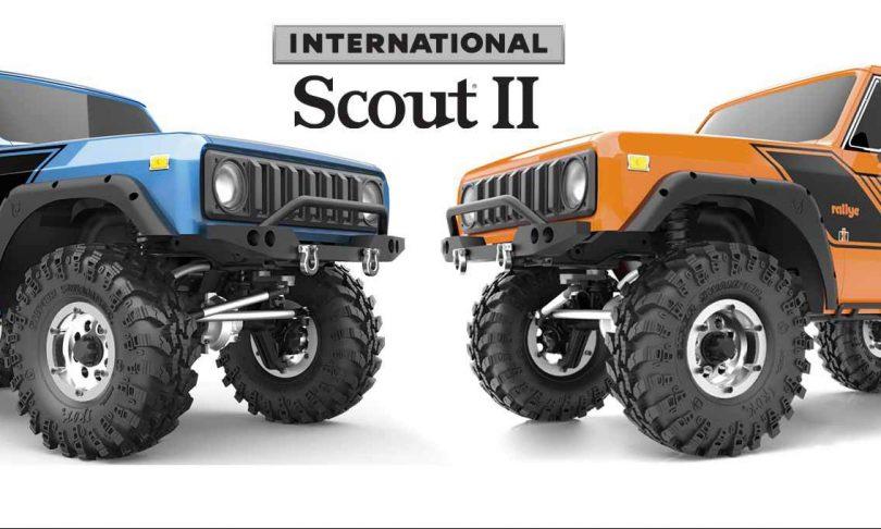 Redcat Racing GEN8 International Scout Highlights & Pricing Details