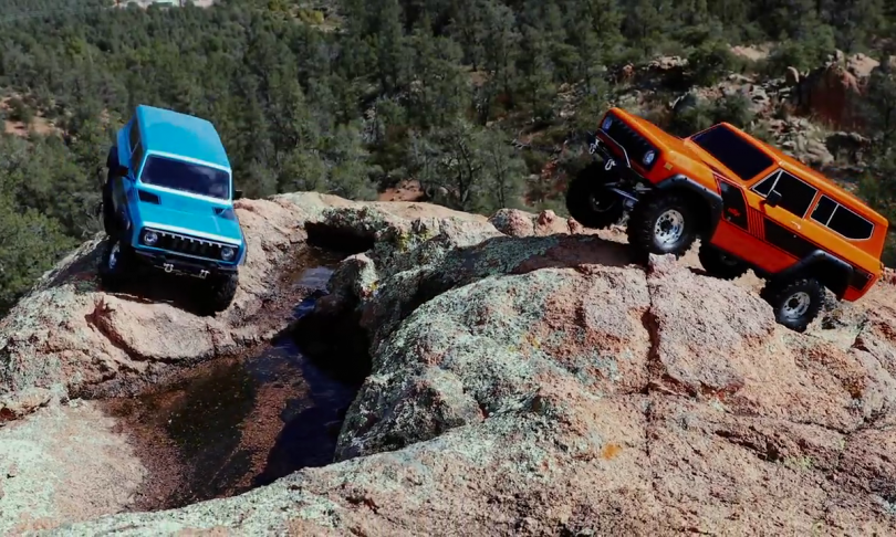 Catch a Glimpse of Redcat Racing's Next Generation of Trail Truck [Video]