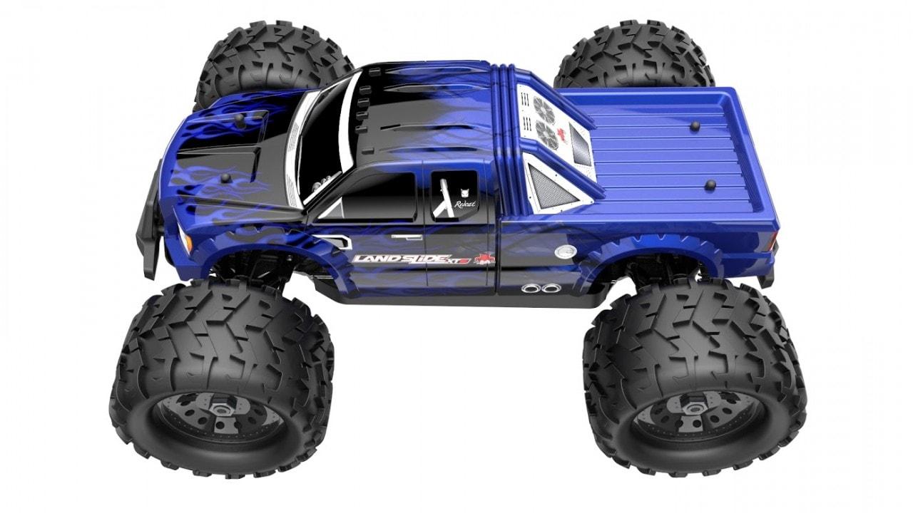 Redcat Racing Landslide XTE Monster Truck - Top Side