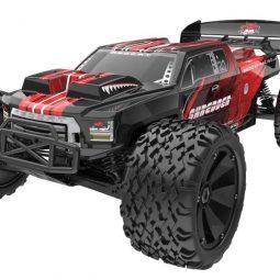 """Redcat Racing's 1/6-scale """"Shredder"""" Monster Truck"""