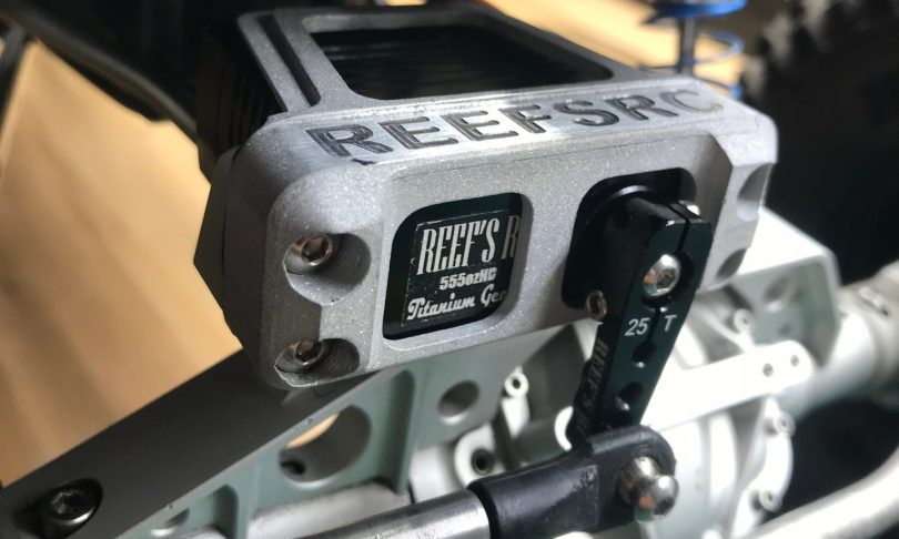 Guard Your Servo with a Servo Shield from Reef's RC