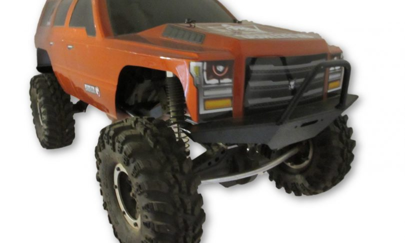 ScalerFab Trail Armor for the Redcat Racing Everest GEN7