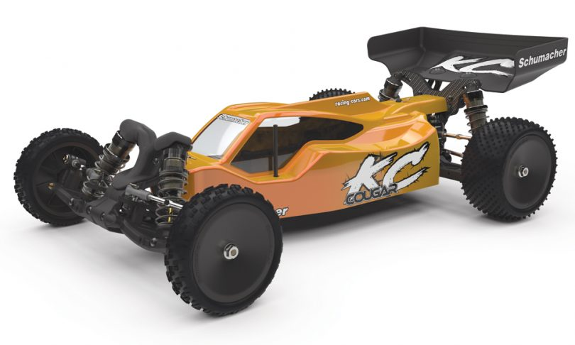Schumacher's Cougar KC 1/10-scale, 2wd Competition Buggy