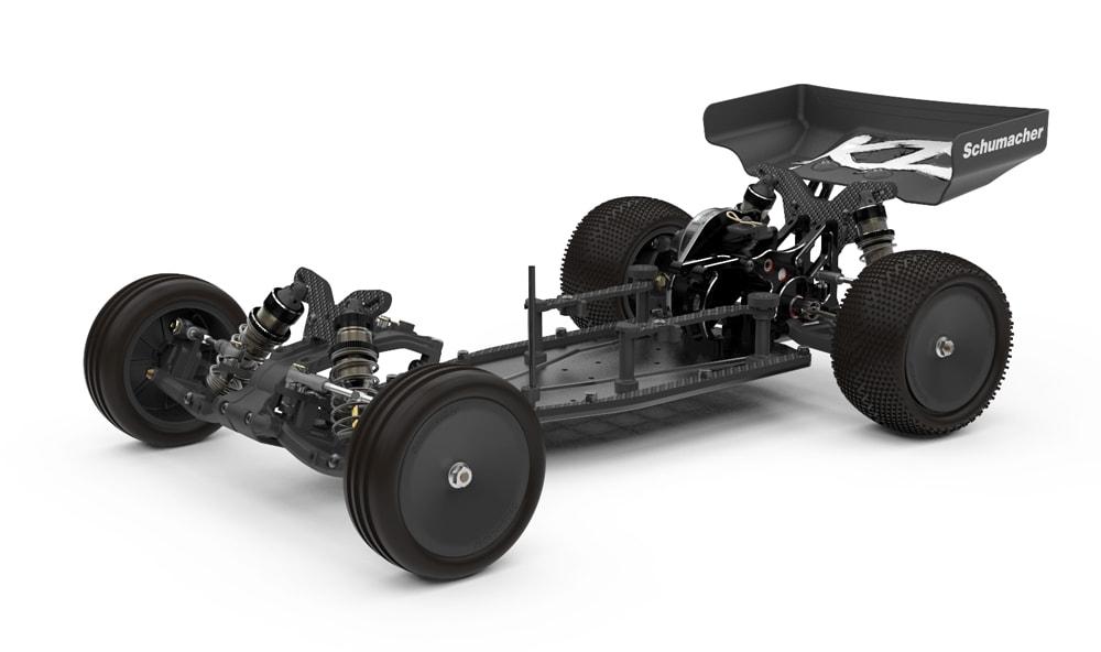 Schumacher Cougar KD - Chassis 2
