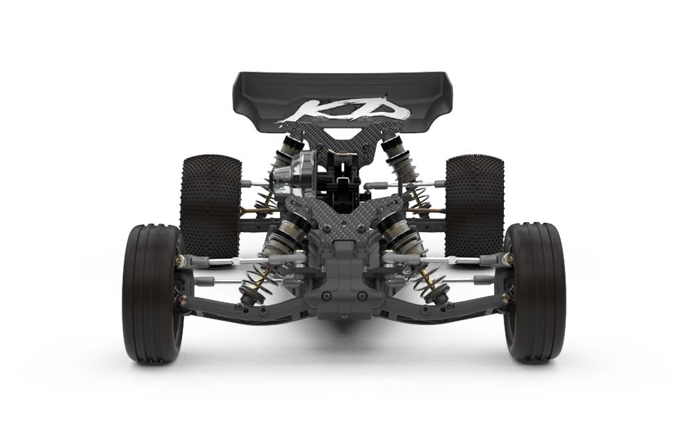 Schumacher Cougar KD - Chassis